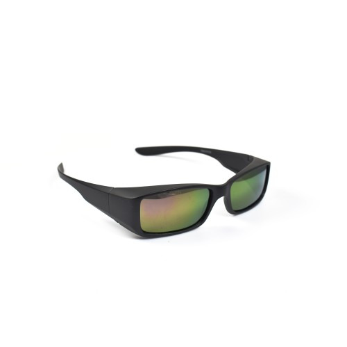 Solo Black Wearover Revo Lens Polarized