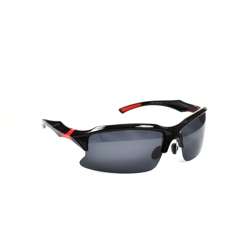 Stan Black on Red Sports Polarized