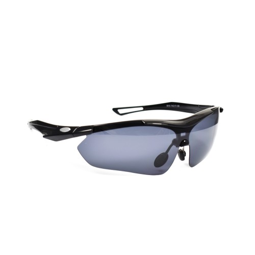 Stan Black on White Sports Polarized