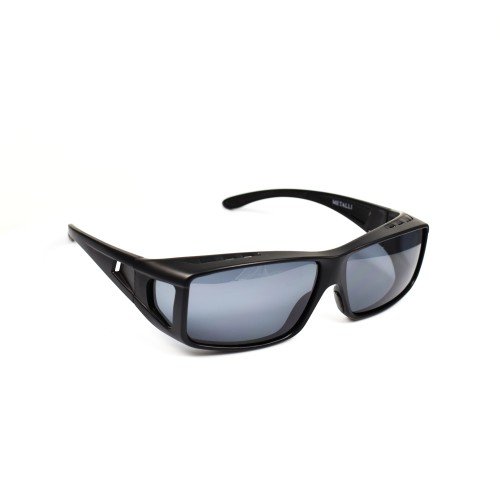 Xen Matte Black Polarized Wearover