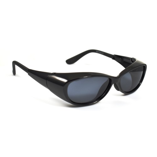 Xandra Retro Black TR Polarized