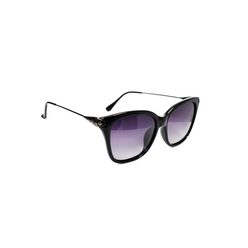 Hadley Black Ladies Polarized