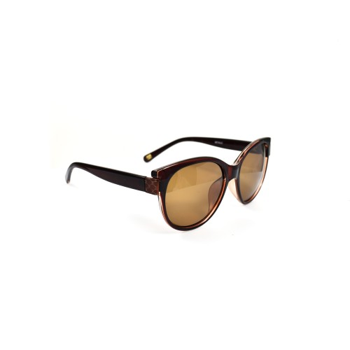 Haley Brown Ladies Polarized Cateye