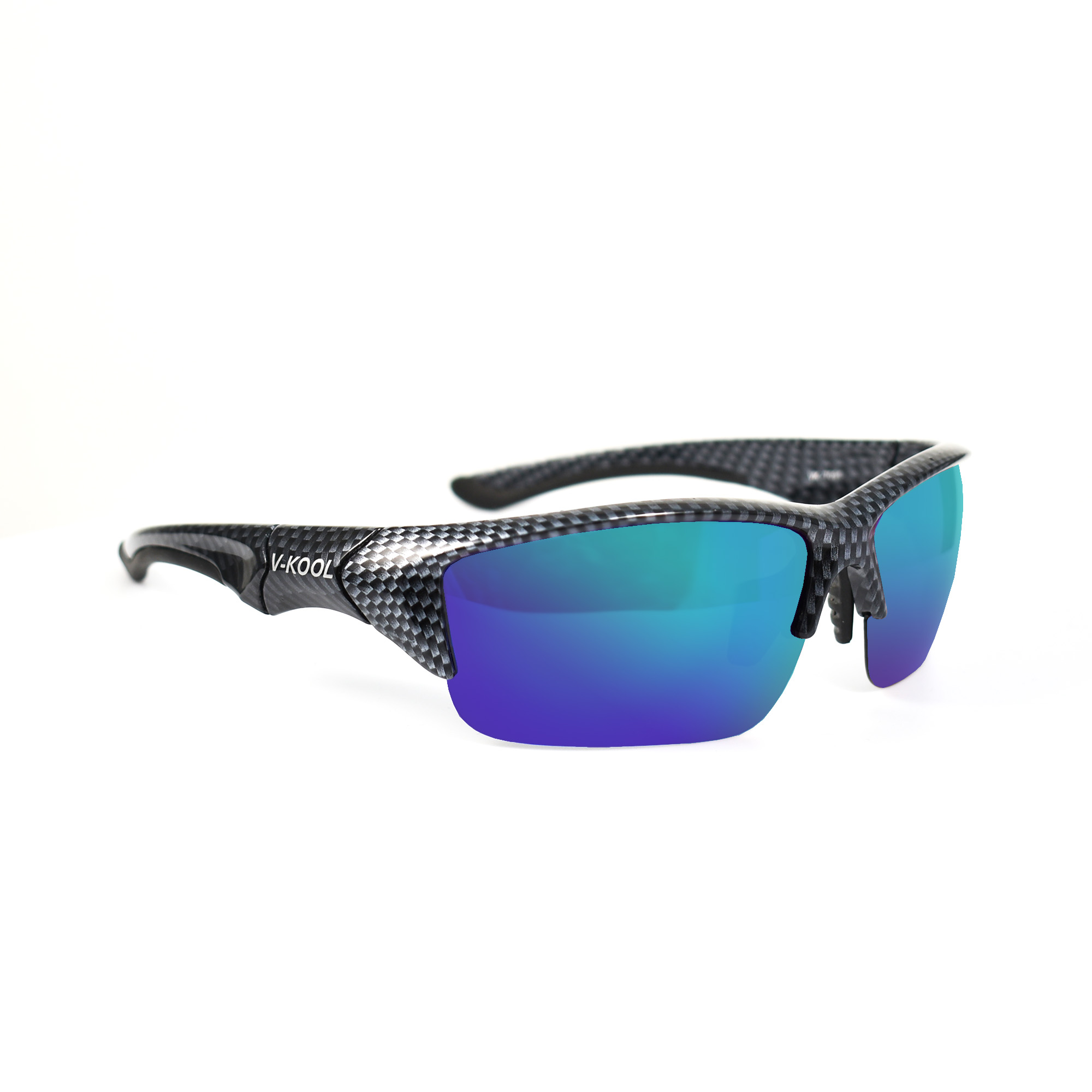 Varek Grey Sports Polarized Sunglasses