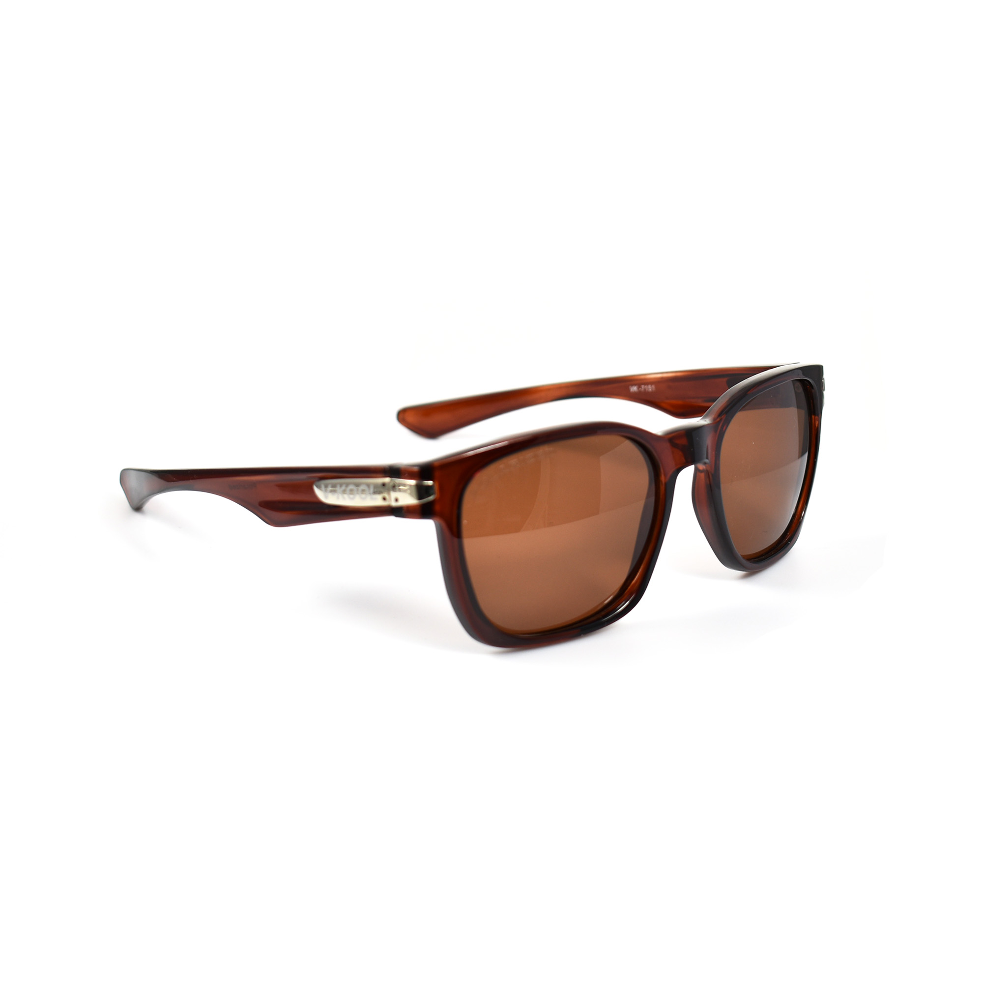 Verrill Brown Polarized Sunglasses