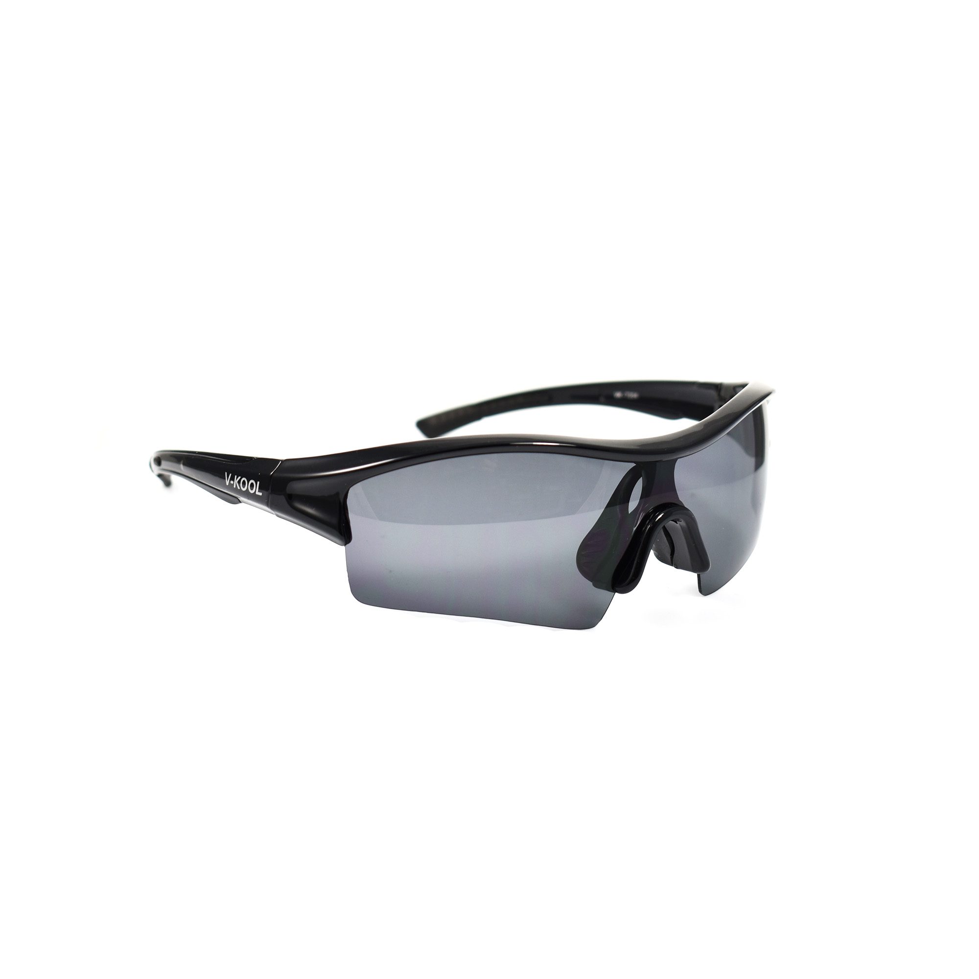 Vance Black Polarized Sunglasses